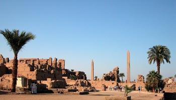 Auf welchem Kontinent liegt Ägypten
