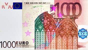 Gibt es 1000 Euro Scheine