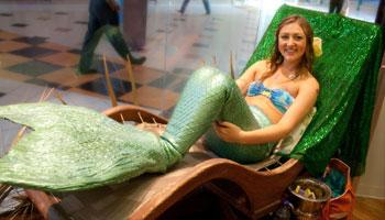 Gibt es wirklich Meerjungfrauen
