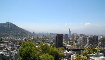 Welches ist die Hauptstadt von Chile