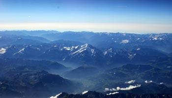 Wie heisst der höchste Berg der Alpen