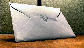 Wie schreibt man einen Liebesbrief