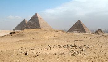 Wie viele Pyramiden gibt es in Ägypten