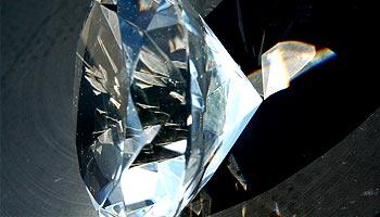 Wie bestimmt man den Reinheitsgrad eines Diamanten