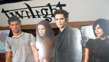 Wie viele Teile gibt es von Twilight