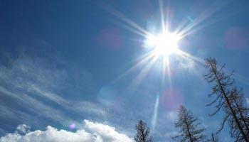 Was ist ein Sonnenstich