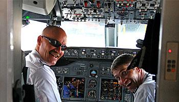 Was verdient ein Pilot