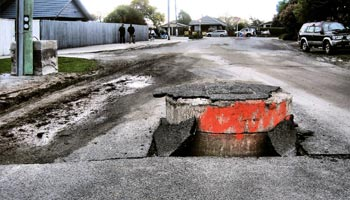 Wie entstehen Erdbeben