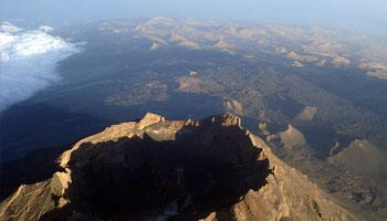 Wo gibt es Vulkane